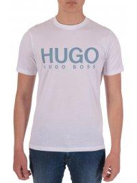 HUGO HUGO T-SHIRT DOLIVE212 ΛΕΥΚΟ