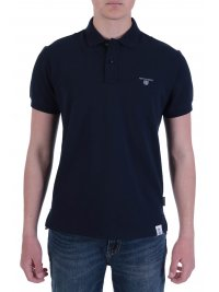 NAVY & GREEN NAVY&GREEN POLO ΠΙΚΕ YOUNG LINE TWO PLY ΜΠΛΕ