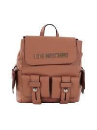 LOVE MOSCHINO LOVE MOSCHINO ΤΣΑΝΤΑ BACKPACK ΘΗΚΕΣ ΕΞΩΤΕΡΙΚΑ ΤΑΜΠΑ