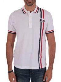 LACOSTE LACOSTE POLO HERITAGE FRENCH SPORTING ΛΕΥΚΟ