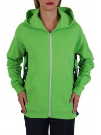ICE PLAY ICE PLAY ΦΟΥΤΕΡ FULLZIP HOODIE  BUTTONS ΦΥΤΡΙ